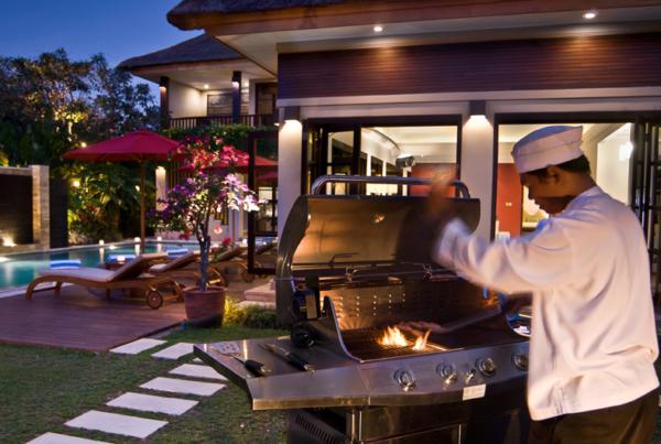 Bali Villas With Chef