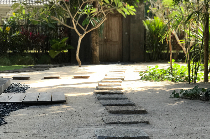 Pathway - Villa Samudera - Nusa Lembongan, Bali