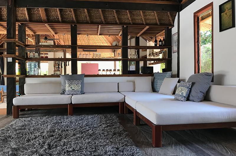 Lounge Area - Villa Samudera - Nusa Lembongan, Bali