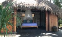 Bedroom View - Villa Samudera - Nusa Lembongan, Bali