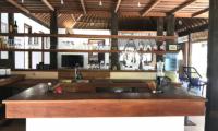 Kitchen Area - Villa Samudera - Nusa Lembongan, Bali