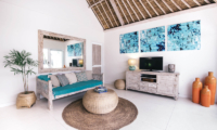 TV Room - Villa Santai Nusa Lembongan - Nusa Lembongan, Bali