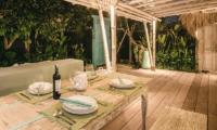 Open Plan Dining Area - Villa Santai Nusa Lembongan - Nusa Lembongan, Bali