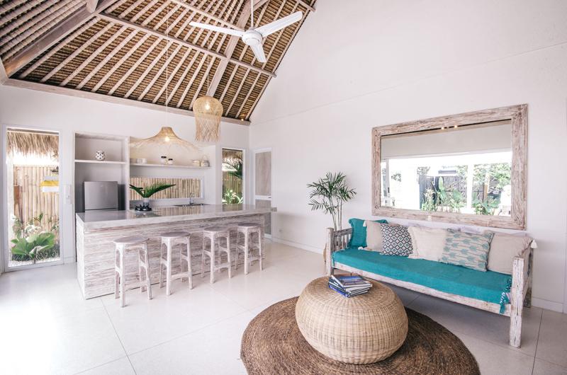 Kitchen Area - Villa Santai Nusa Lembongan - Nusa Lembongan, Bali