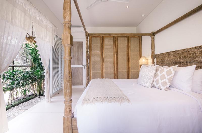 Four Poster Bed - Villa Santai Nusa Lembongan - Nusa Lembongan, Bali