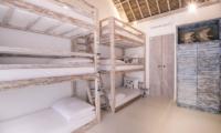 Bunk Beds - Villa Sari - Nusa Lembongan, Bali