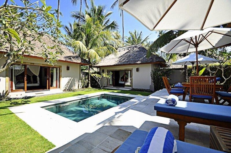 Pool - Villa Sasoon - Candidasa, Bali