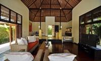 Lounge Area with TV - Villa Sasoon - Candidasa, Bali