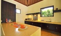 Kitchen Area - Villa Sasoon - Candidasa, Bali