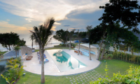 Gardens and Pool - Villa Seascape - Nusa Lembongan, Bali