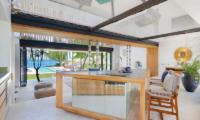 Kitchen Area - Villa Seascape - Nusa Lembongan, Bali