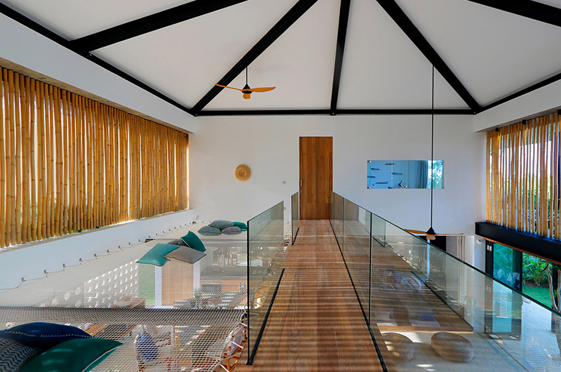 Corridor - Villa Seascape - Nusa Lembongan, Bali