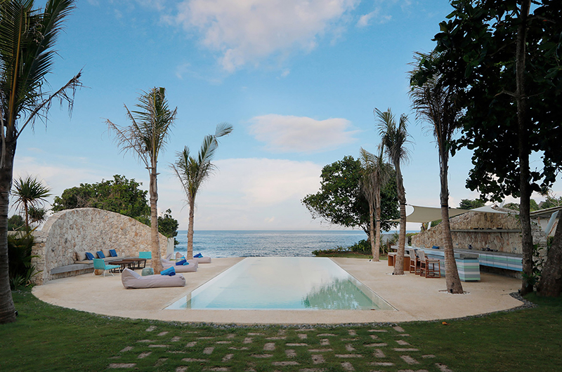Pool with Sea View - Villa Seascape - Nusa Lembongan, Bali
