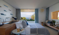 Bedroom with Sea View - Villa Seascape - Nusa Lembongan, Bali