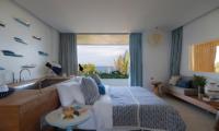 Bedroom with Sea View - Villa Seascape - Nusa Lembongan, Bali