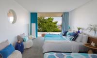 Bedroom with View - Villa Seascape - Nusa Lembongan, Bali