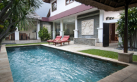 Swimming Pool - Villa Selasa - Seminyak, Bali