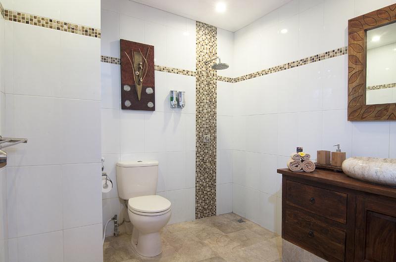 Bathroom - Villa Selasa - Seminyak, Bali