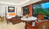 Bedroom with Seating Area - Villa Semana - Ubud, Bali