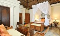 Bedroom with Sofa - Villa Semana - Ubud, Bali