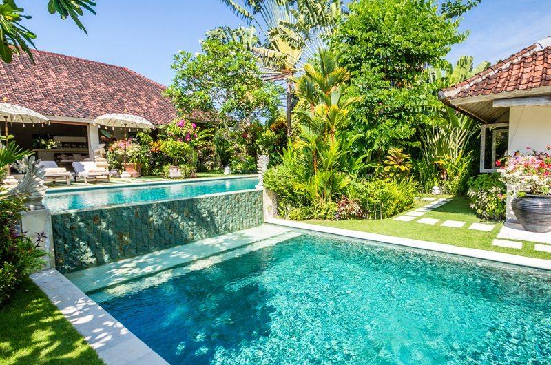 Swimming Pool - Villa Senang - Batubelig, Bali