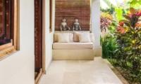 Seating Area - Villa Senang - Batubelig, Bali