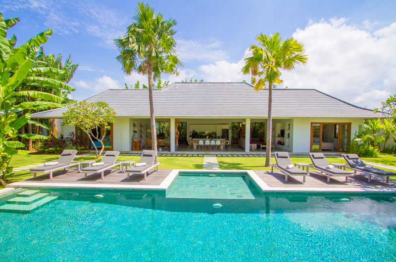 Swimming Pool - Villa Senara - Canggu, Bali