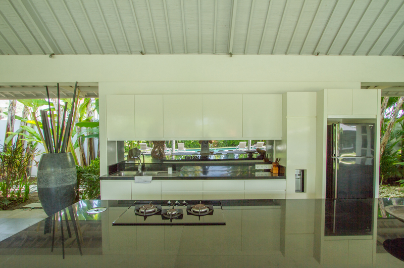 Kitchen Area - Villa Senara - Canggu, Bali