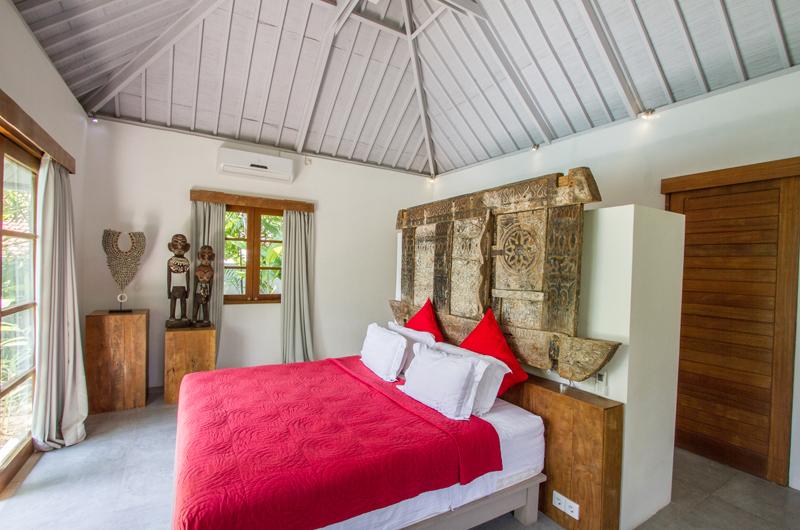 Bedroom View - Villa Senara - Canggu, Bali