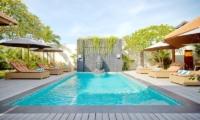 Swimming Pool - Villa Seriska Dua Sanur - Sanur, Bali