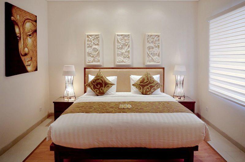 Bedroom with Table Lamps - Villa Seriska Dua Sanur - Sanur, Bali