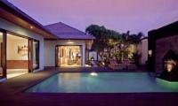 Night View - Villa Seriska Dua Sanur - Sanur, Bali