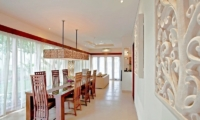 Indoor Dining Area - Villa Seriska Dua Sanur - Sanur, Bali