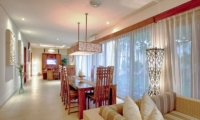 Dining Area - Villa Seriska Dua Sanur - Sanur, Bali