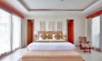 Spacious Bedroom with Seating Area - Villa Seriska Dua Sanur - Sanur, Bali