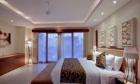 Spacious Bedroom - Villa Seriska Dua Sanur - Sanur, Bali