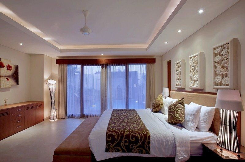 Spacious Bedroom - Villa Seriska Dua Sanur- Sanur, Bali