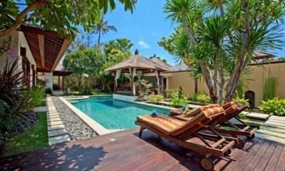 Gardens and Pool - Villa Seriska Satu Sanur - Sanur, Bali