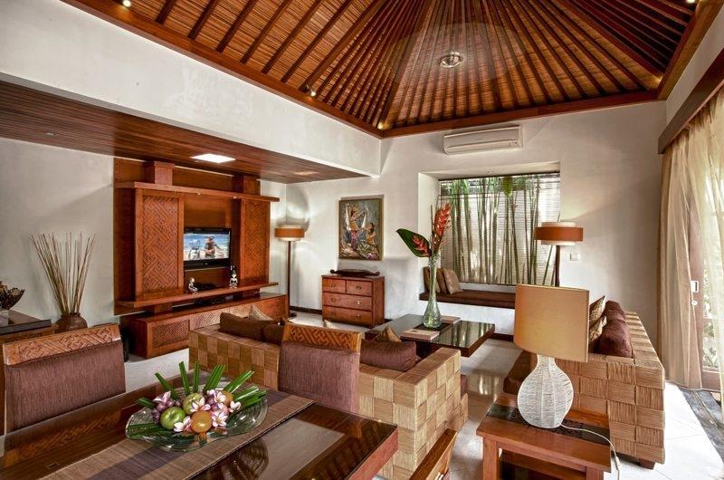 Indoor Living Area - Villa Seriska Satu Sanur - Sanur, Bali