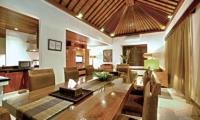 Dining Area - Villa Seriska Satu Sanur - Sanur, Bali