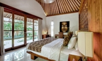 Bedroom with Garden View - Villa Seriska Satu Sanur - Sanur, Bali