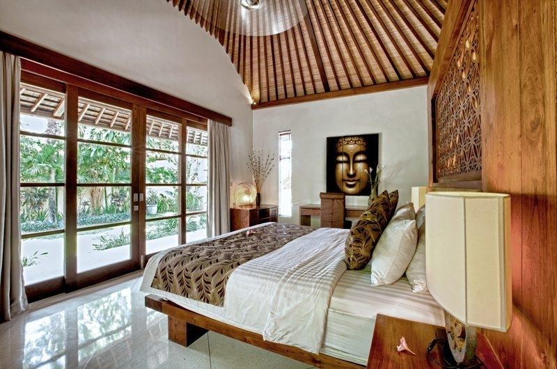 Bedroom with Garden View - Villa Seriska Satu Sanur - Sanur, Bali