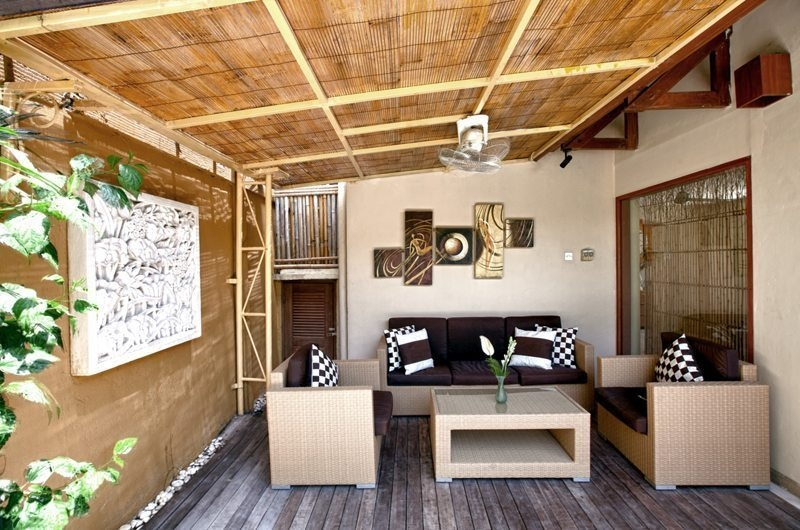 Lounge Area - Villa Seriska Seminyak - Seminyak, Bali