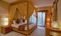 Four Poster Bed - Villa Seriska Seminyak - Seminyak, Bali