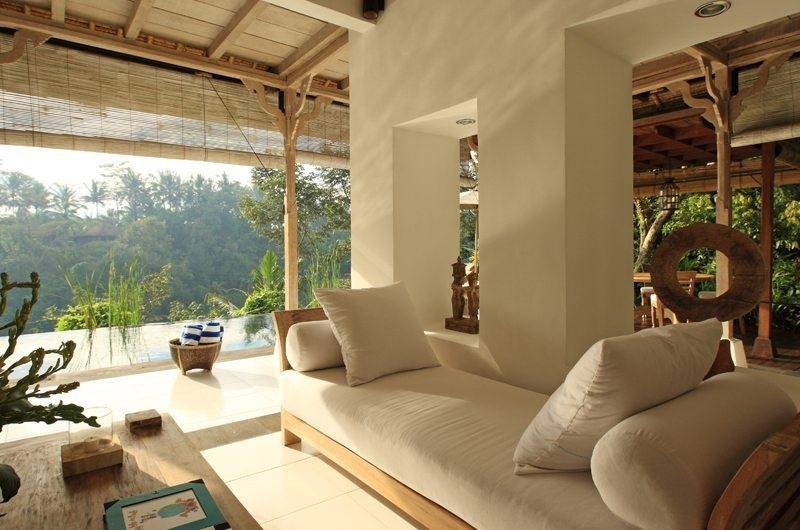 Lounge Area - Villa Shamballa - Ubud, Bali