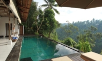 Swimming Pool - Villa Shamballa - Ubud, Bali