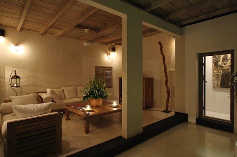 Living Area - Villa Shamballa - Ubud, Bali