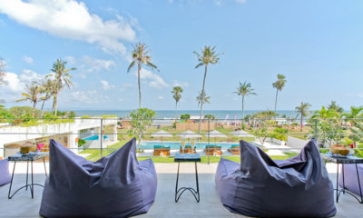 Seating Area with Sea View - Villa Shaya - Canggu, Bali