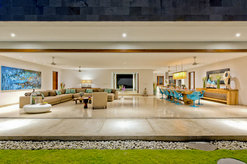 Indoor Living and Dining Area - Villa Shaya - Canggu, Bali