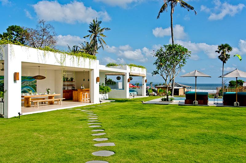 Gardens - Villa Shaya - Canggu, Bali